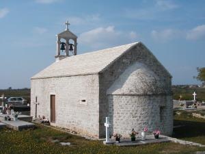 Sv. Luka - Škabrnja onovljena
